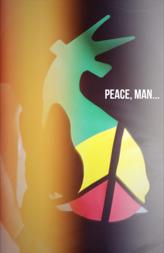 peace, man...