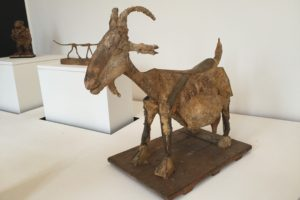 she-goat, Pablo Picasso