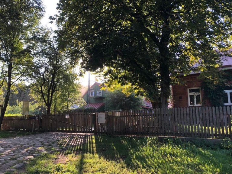Suwalski Park Krajobrazowy - siedziba